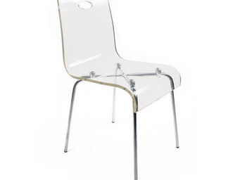 Miliboo - cindy - Chaise Empilable