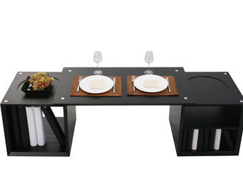 Miliboo - u2ydd cine dinner volume - Table Basse Rectangulaire