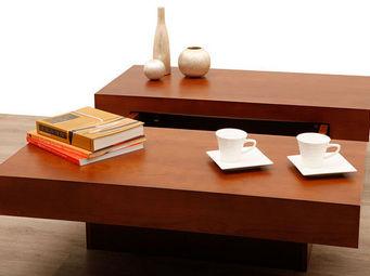 Miliboo - laureen table basse - Table Basse Rectangulaire