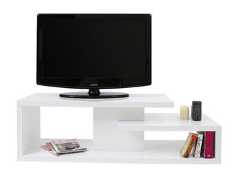Miliboo - halton meuble tv - Meuble Tv Hi Fi