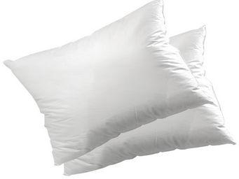 Dodo - lot de 2 oreillers confort a�r� anti acariens - Oreiller