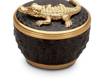 L'OBJET - crocodile luminescence - Bougie