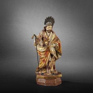 Expertissim - saint joseph en bois du xviiie siècle - Sculpture