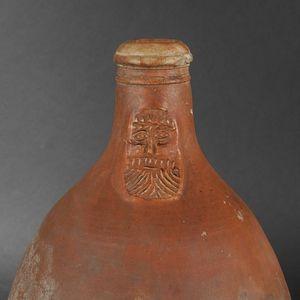Expertissim - cruche en terre cuite du xviie siècle - Pichet