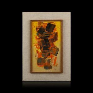 Expertissim - antal biro (1907-1990). composition abstraite, 196 - Tableau Contemporain