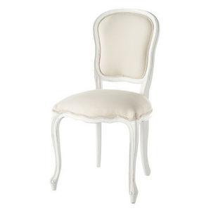 Maisons du monde - chaise ivoire versailles - Chaise