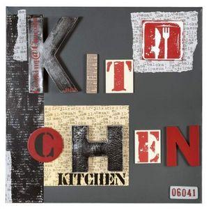 Maisons du monde - toile kitchen factory - Tableau Décoratif