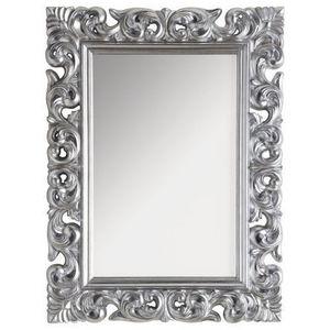 Maisons du monde - miroir rivoli silver 90x120 - Miroir