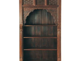 Maisons du monde - bibliothèque rajasthan - Bibliothèque Ouverte