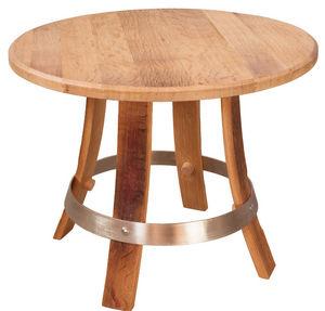 MEUBLES EN MERRAIN - table basse - Table Basse Ronde