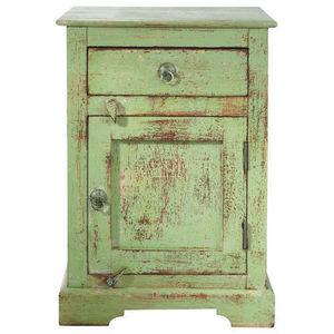 Maisons du monde - chevet vert avignon - Table De Chevet