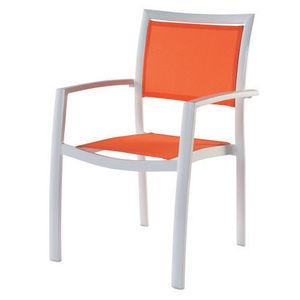 Maisons du monde - fauteuil orange hawai - Fauteuil
