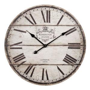 Maisons du monde - horloge trianon - Horloge Murale