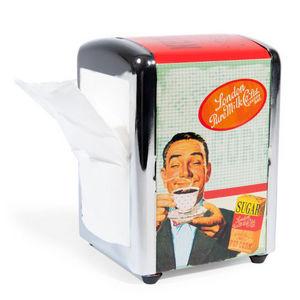 Maisons du monde - distributeur de serviettes coffee break - Distributeur De Serviettes En Papier