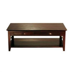 MAISONS DU MONDE - table basse orient express - Table Basse Rectangulaire