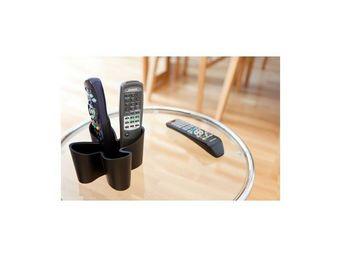 Manta Design - range-télécommandes déco black - Mug