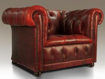Englers -  - Fauteuil Chesterfield