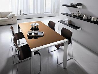 Fiam - afill brill - Table De Repas Rectangulaire