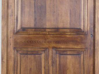 Portes Anciennes - modèle regence tilleul - Porte De Communication Pleine