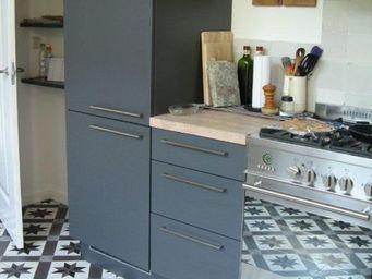 Antiek-Bouw - étoilés - Carreau De Ciment