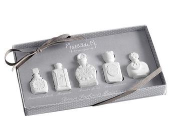Mathilde M - coffret de 5 miniatures, parfums assortis - Parfum D'intérieur