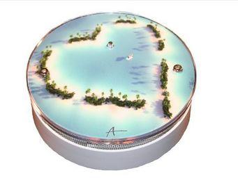 AVISSUR - coeur de mer - Alarme Détecteur De Fumée