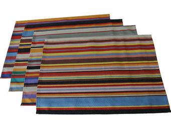 Les Toiles Du Soleil - set de table tom multicolore - Set De Table