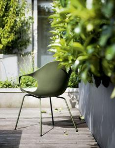 Kristalia - elephant four legs outdoor - Chaise De Jardin