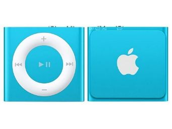 APPLE - ipod shuffle 2 go bleu (5me gnration) - new - Mp3
