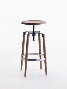 SOFTLINE - vitone - Tabouret De Bar Réglable