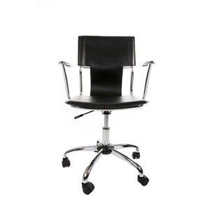 WHITE LABEL - fauteuil de bureau wish - Fauteuil De Bureau