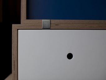 MALHERBE EDITION - agraph 25cm - Colonne De Rangement