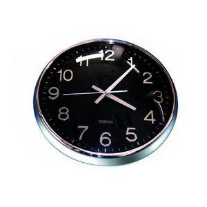 WHITE LABEL - horloge quartz - Pendule Murale