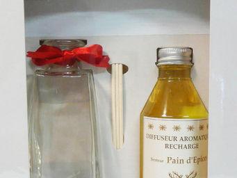 Le Pere Pelletier - diffuseur aromatique noël senteur pain d'épices 2 - Essences Parfumées