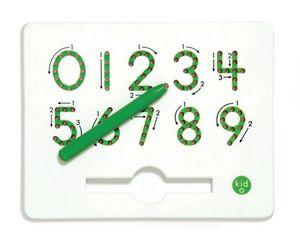Kid O - tablette magnétique j'apprends les chiffres 19,5x - Jeu D'éveil