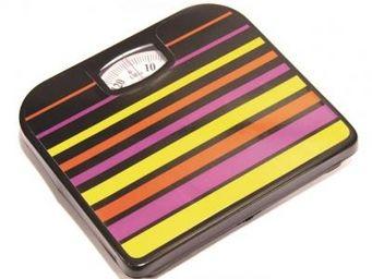 Cm - pèse-personne mécanique multicolore - couleur - ro - Pèse Personne