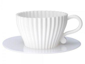 La Chaise Longue - set de 4 moules tasse - Tasse À Café