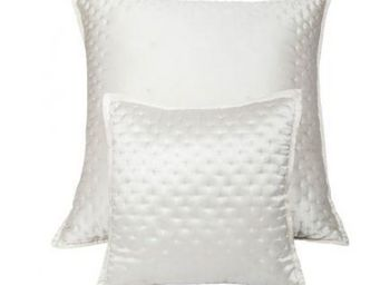 GINGERLILY - dimple silk cushion - Coussin Carré
