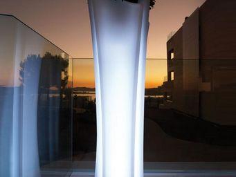 VONDOM - pot design vondom alma, lumineux - Pot Lumineux