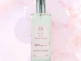 Savonnerie De Bormes - eau de toilette - fleur de cerisier - 100 ml - sav - Eau De Toilette