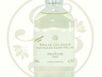 Savonnerie De Bormes - eau de cologne aux huiles essentielles - fraîche - - Eau De Toilette