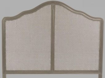 BLANC D'IVOIRE - clara gris foncé - Tête De Lit