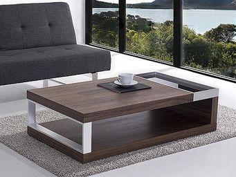 BELIANI - faro - Table Basse Rectangulaire