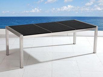 BELIANI - meubles granitiques - Table De Jardin
