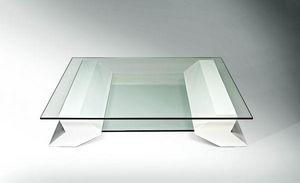 ARTEZEN - atterrissage - Table Basse Carrée
