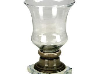 Interior's - vase à pied - Vase Décoratif
