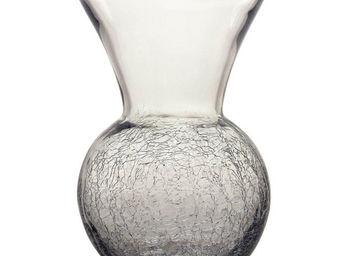 Interior's - vase craquelé pm - Vase À Fleurs