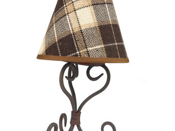 Interior's - lampe arabesque - Lampe À Poser