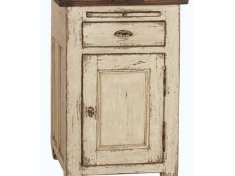 Interior's - buffet bas 1 porte 1 tiroir - Meuble Confiturier