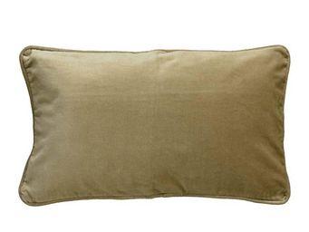 Interior's - housse de coussin beige atelier 30x50 - Housse De Coussin